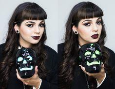 Tutorial de Maquiagem Especial de Hallowen:  90's Witch, Nancy Downs - The Craft - Makeup Look