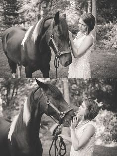 Sherman Valley Ranch bridal photos with a horse photos by Jenny Storment Photography a Tacoma wedding photographer-2