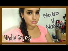 Maquillaje Halo Eyes   Neutro y Natural