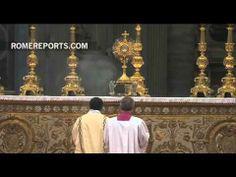 Las indicaciones del Papa para la Vigilia por la paz: confesiones, rosario y adoración eucarística