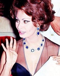 GENEVA | Ieri. Oggi. Domani. | SOPHIA LOREN.  ---      Did you know that Sophia Loren was the first actress ever to create a fragrance and a clothing line ..
