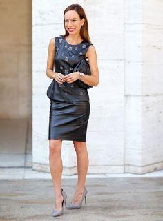 Embellished Leather – Sydne Style