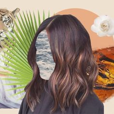 Tiger eye hair trend color is popping up everywhere in 2017