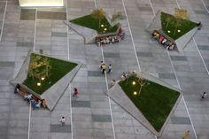 MANGADO ARCHITECTS, Miguel de Guzmán, Francesc Torres · Plaza Dalì · Divisare