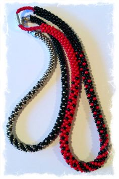 Kumihimo Blended Beaded Necklace Kit
