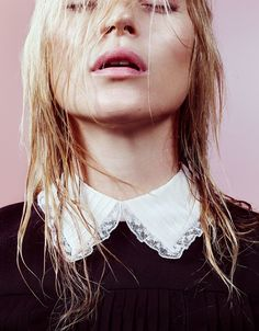 visual optimism; fashion editorials, shows, campaigns & more!: piece of kate: kate moss by craig mcdean for w may 2015