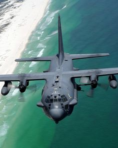 "AC-130U ""Spooky"" gunship (upgraded version of the Spectre)"