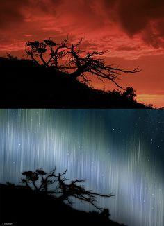 • Aurora boreal