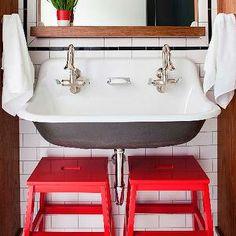 Kids Bathrooms - Contemporary - bathroom - Peter A Seller