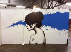 [Graffiti] Fin DAC - Stencil y Arte Urbano