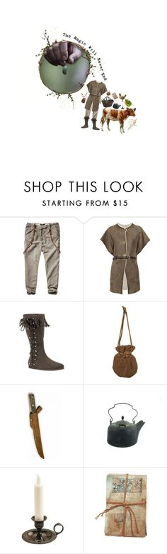 """""""Jack and the Beanstalk"""" by katticusmac ❤ liked on Polyvore featuring Scotch & Soda, Chloé and GO Home Ltd."""