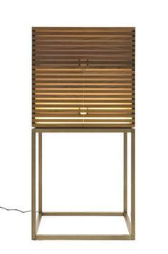 Reisling Bar cabinet