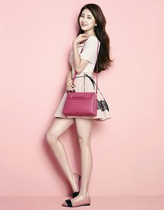 miss A's Suzy for Bean Pole Accessory Fall 2014 Lookbook