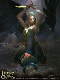 Gabriel02 by crow-god on DeviantArt