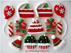 For those that have a birthday on Christmas Day doesn't mean you can't feel special with some cookies :)
