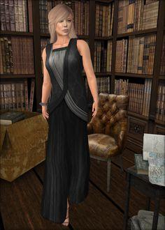 Heimo SL Blog post with fashion from Buzz, Essences, Fame Femme, Hairology, Liziaah, Maitreya, Mithral, Senzafine, Tres Chic. Pose Double Take. Location Ville de Coeur: http://heimoslblog.blogspot.fi/2016/06/josephine.html #SLblogs #SecondLife
