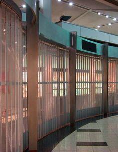 Side Folding Grilles & Closures   @C.H.I. Overhead Doors