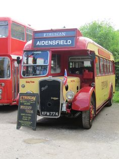 Vintage Bristol Bus on display at Churnet Valley Railway Staffordshire taken by Jackie Manger. Churnet Valley Railway, Michael Carter, Automobile, Old Lorries, Blue Bus, Double Decker Bus, Busa, Bus Coach, Commercial Vehicle