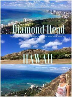 Diamond Head  Hawaii  #diamondhead #hikehawaii #hike #hiking #hawaii #oahu #outdoors #travel #solotraveler