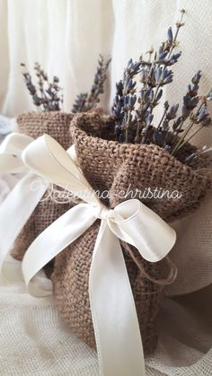 Wedding Favors, Wedding Day, Perfect Wedding, Lavender, Marriage, Wedding Dresses, Gifts, Sacks, Wedding