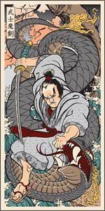 Josh Budich: Samurai With a Magic Sword
