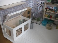 miniature pet store