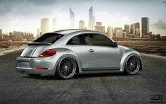 3D Tuning VW Beetle Silver Bullet