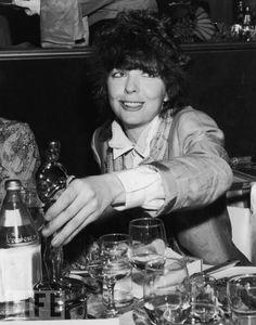Diane Keaton and Oscar, 1978