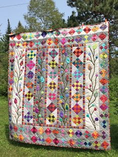 QuiltBee: Growing Up