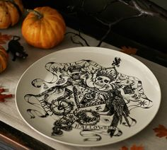 The perfect platter for All Hallows' Eve!
