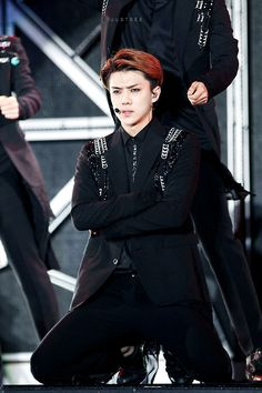 #Exo 세 훈 Sehun - SMTown Live World Tour IV in Seoul 140815