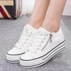 c9f7bd7ae794 Дешевое 2014 летние туфли на платформе обувь из ткани низкого лифт  повседневная обувь