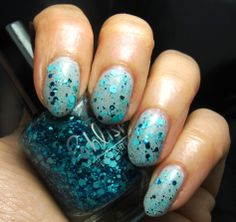 Pahlish May 2014 Castle By The Sea Duo