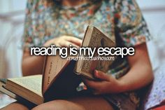 Reading Is My Escape
