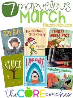 Books to read in Mar