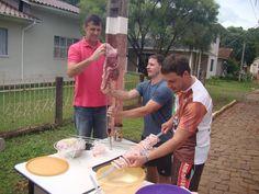 FOTOGRAFIAS DE ABDON BATISTA. : PRIMEIRA FESTANÇA DOS VIZINHOS