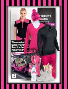 Check out this fabulous ladies golf outfit, only at #lorisgolfshoppe