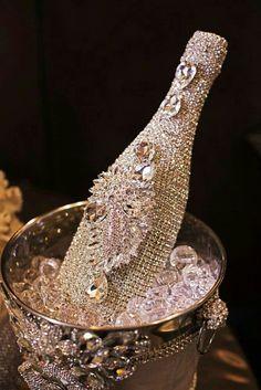 Luxury champagne   interior design, luxury lifestyle, home decor. More news at http://www.bocadolobo.com/en/news/