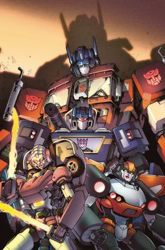 Transformers News: IDW Optimus Prime Ongoing Discussion Thread