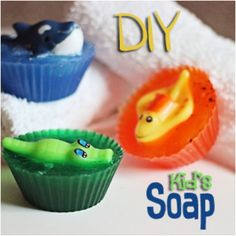 Top 10 Fun DIY Soaps For Kids