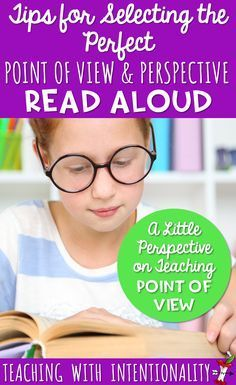 Teaching point of view & perspective can be difficult, but with the perfect read aloud and engaging activities, students get it. Reading Games For Kids, Reading Resources, Reading Skills, Guided Reading, Teaching Reading, Close Reading, Reading Activities, Comprehension Strategies, Teaching Strategies
