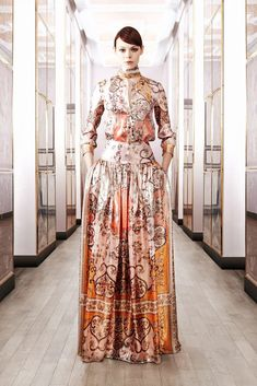 Emilio Pucci Pre-Fall 2012 Collection Photos - Vogue