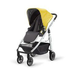 Can't wait to take the baby for a stroll in the UPPAbaby CRUZ Stroller!