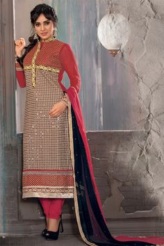 """""""Red"""" the colour that attract attention come with combination of golden and black....."""