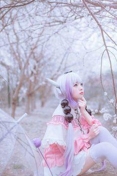 Cute Kanna Kamui - Miss Kobayashi's Dragon Maid Cosplay