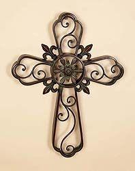 Crosses decor | Decorative Religious Art - Home Decor Center