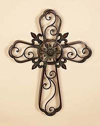 Crosses decor | Decorative Religious Art - Home Decor Center