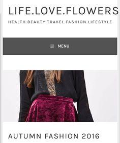 New post up  Autumn Fashion 2016 roundup     #fallfashion #autumnfashion #fall #autumn #life #love #flowers #lblogger #wordpressblog #blog #blogger #newblog #fashion #lifestyle #ad #love #lbloggers #lbloggersuk #fbloggers #ukblogger #wordpress #fblogger #newpost #style #velvet #dress #skirt #layers