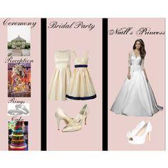 """Wedding"" by ailatiy on Polyvore"