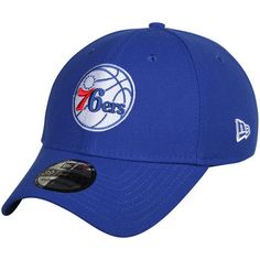 Men s New Era Royal Philadelphia 76ers Team Classic 39THIRTY Flex Hat f95b7dd7f600